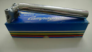 Vintage-NOS-70s-Campagnolo-Super-Record-fluted-seatpost-25-0-ALAN-VITUS-mint