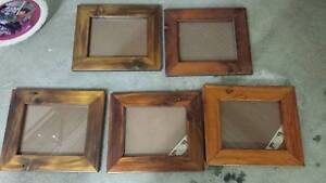 Recycled wood picture frames Runcorn Brisbane South West Preview