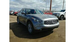 2010 Infiniti FX35 3.5L V6 AWD!! Leather Heated & Cooled Seats!!