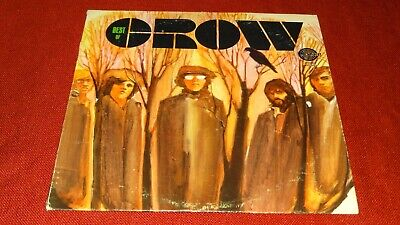 CROW - Best Of - Vinyl Record Album LP 1972 Blues Psychedelic Rock (Best Psychedelic Rock Albums)
