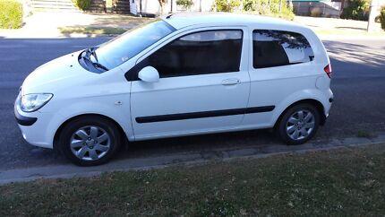 Hyundai getz, low kms Bendigo 3550 Bendigo City Preview