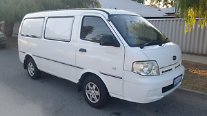 Kia Pregio Van 2005 Kensington South Perth Area Preview