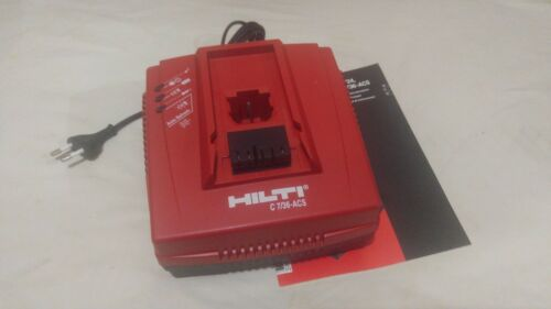 Hilti  battery charger 7/36 ACS. 220-240 Volts PRE OWNED.