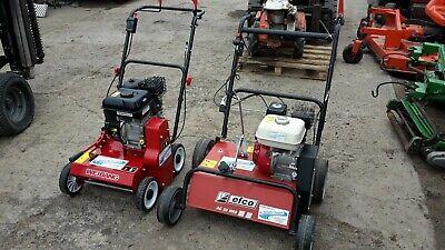 Lawn Scarifier Hire - Huge Range of Garden Machinery Hire Scottish Borders