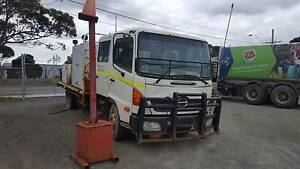 NOW WRECKING! 2005 HINO FD CREW CAB Seaford Frankston Area Preview