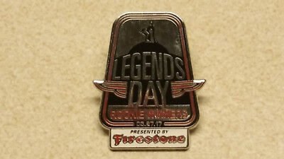 2017 Indy 500 Legends Day Pin