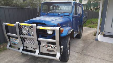 1984 Toyota LandCruiser suit Project or Restoration Mirrabooka Lake Macquarie Area Preview