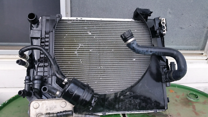 bmw e46 radiator Seven Hills Blacktown Area Preview