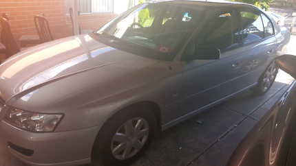 2006 Vz executive silver 6months rego +RWC is ready