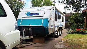 2004 Jayco Freedom Semi-Off Road Single Beds Vermont Whitehorse Area Preview