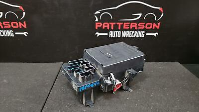 ford pickup  engine motor  dash fuse relay