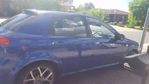 2005 Holden Viva Hatchback Banks Tuggeranong Preview