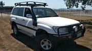 2000 Toyota LandCruiser GXL Auto *12 Month Warranty  only $295 Archerfield Brisbane South West Preview