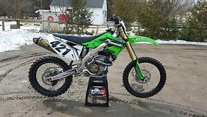Modified Kx250f