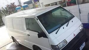 2005 Mitsubishi Express Van/Minivan Elwood Port Phillip Preview