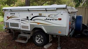 2008 Jayco Dove Outback Gladstone Gladstone City Preview
