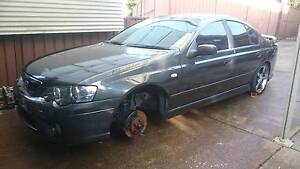 BF 04 XR6 , SELL AS A WRECK COMPLETE, SUIT DRAG/RACE CAR OR DONOR Mount Warrigal Shellharbour Area Preview