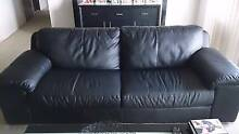 Bonded leather 2 AND 3 seater lounge! Liverpool Liverpool Area Preview