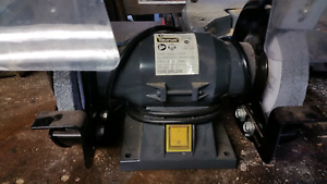 Bench grinder TAURUS IN AS NEW CONDITION Stafford Heights Brisbane North West Preview