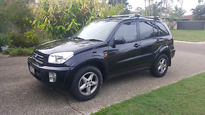 2002 toyota rav 4 crusier Currimundi Caloundra Area Preview