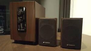 Logitech Z443 2.1 Speakers, $50, Melbourne CBD Melbourne CBD Melbourne City Preview