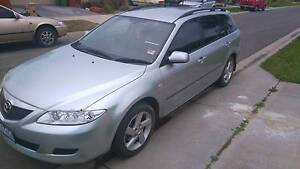 2004 Mazda6 Wagon Officer Cardinia Area Preview
