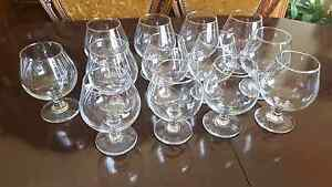13 spirits/Liqueur glasses for sale Randwick Eastern Suburbs Preview