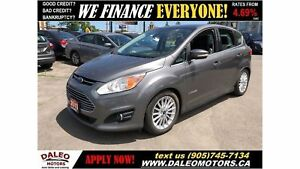 2013 Ford C-Max SEL| PANORAMA ROOF| LEATHER| HEATED SEATS