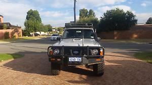 1990 td42 SWB Nissan Patrol GQ /Ford maverick$16500 ono Osborne Park Stirling Area Preview