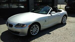 2008 BMW Z4 3.0si, AUTOMATIQUE