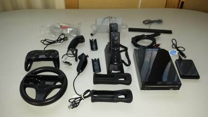 Nintendo Wii (chipped 500+ games)