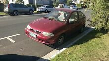 1999 Ford Festiva Hatchback Woolloongabba Brisbane South West Preview