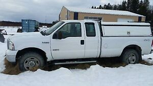 2006 Ford F-350 parts truck