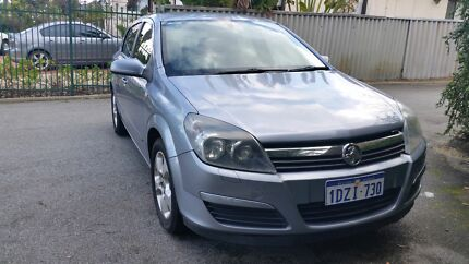 Holden Astra Automatic 2005 St James Victoria Park Area Preview