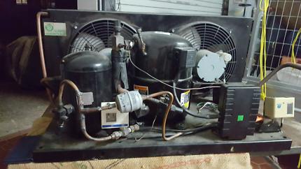 SOLD-Cold room refrigeration compressor COPELAND brand