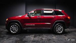 2016 Jeep Grand Cherokee Limited LEATHER! TOUCH SCREEN! 4X4!...