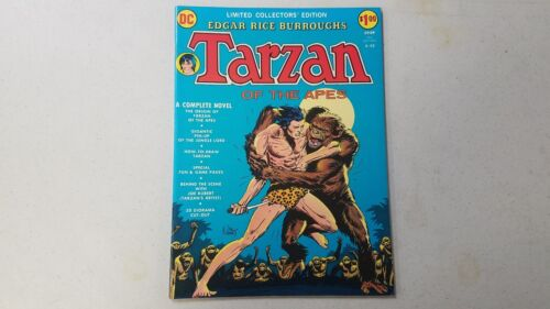 DC Limited Collectors Edition C-22 Tarzan of the Apes High grade!