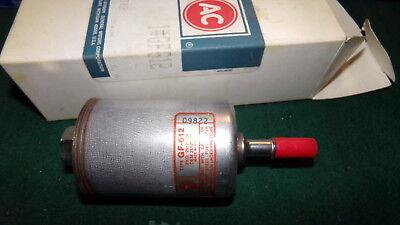 NEW AC GF612 NOS GM Fuel Filter