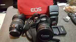 Canon 500D camera pack (Canon 10-22mm, Tamron 17-50mm, speedlite) Liverpool Liverpool Area Preview
