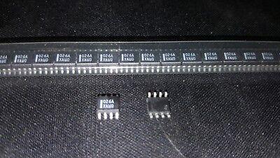 4x Motorola Mc12026ad Ic Prescaler Dual 1.1ghz Soic-8