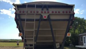 2008 Doepker Super B Grain Trailers