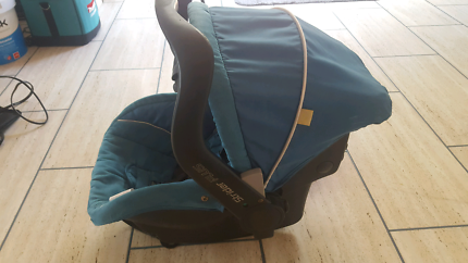 Strider plus travel system with brand new second seat