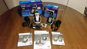 Telstra F5100 Digital Cordless  SMS & Extension Handset & Charger Norwood Norwood Area Preview