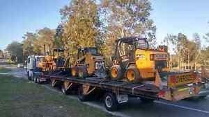 5 ton tipper bobcat and excavator skidsteer $70hr +gst Yatala Gold Coast North Preview