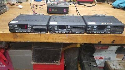 Kenwood Vhf Tk-7302 Mobile Two-way Radio