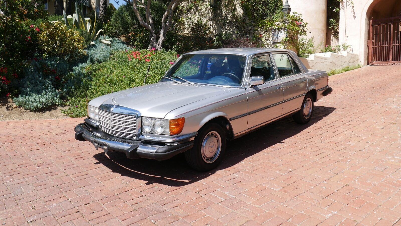 Image 3 of 1978 Mercedes-Benz 300-Series…