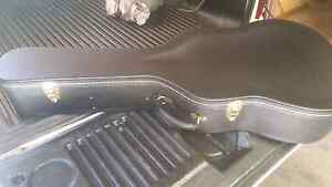 Hard carry case for acoustic guitar NEW Stafford Heights Brisbane North West Preview