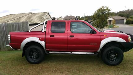 Nissan navara d22 for swaps Browns Plains Logan Area Preview