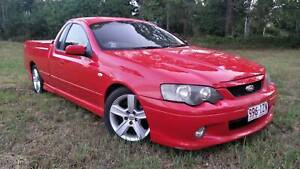 2004 Ford Falcon XR8 manual ute 12 month warranty only $295