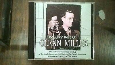 Glenn Miller - The Very Best of Glenn Miller - CD 1995 Hallmark Hits & (Glenn Miller Very Best Of)